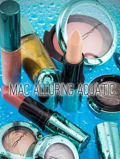 MAC Alluring Aquatic Collection Summer 2014