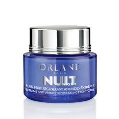 Developed to boost the skin's natural nighttime repair, this cream from Orlean aids in extreme skin regeneration. This cream helps to reduce the appearance of wrinkles and renews the skin's natural protection.