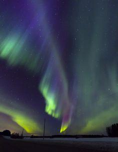 Aurora Borealis - Trevola, Lapland, Finland