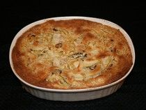 Welsh Apple Noddle Pudding!
