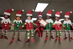 Fun Office Christmas Decorations To Spread The Festive Cheer . Fun Office Christmas Decorations to Spread the Festive Cheer fun christmas crafts diy - Fun Diy Crafts Christmas Humor, Christmas Holidays, Christmas Ornaments, Christmas Ideas, Christmas Pictures, Christmas 2019, Christmas Vacation, Christmas Parties, Homemade Christmas