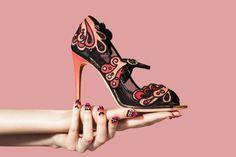 拒絕平凡!高跟鞋控今季會愛上的 7 雙超精緻高跟鞋!