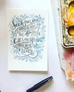 Day 27 of #30daysofbiblelettering .  .  .  #doodle #journaling #journal #biblejournaling #art #handletter #handmadefont #handlettered #handlettering #handletteredtruth #handlettering #scripture @30daysofbiblelettering