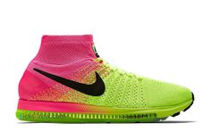 Nike Zoom All Out FLYKNIT OC Multi-Color 845716-999 Men's Shoes Size 9.5