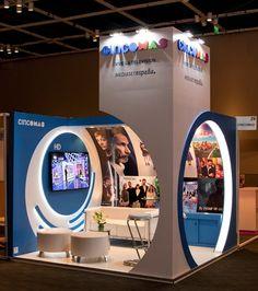 Nuevo diseño para el stand de Cinco Mas en las Jornadas Internacionales ATVC