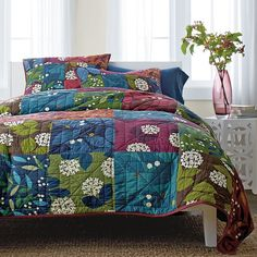 Jane Patchwork Quilt | The Company Store
