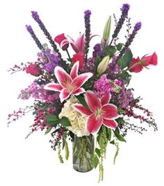 I Love You This Much by Cactus Flower - Scottsdale AZ Florist #mother's day flowers