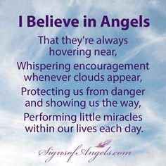 i believe in angels signs - Bing Images