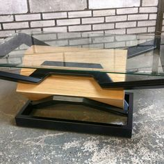 Coffee table by Grip Design. Check www.instagram.com/grip_design for more