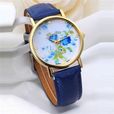 $1.51 (Buy here: https://alitems.com/g/1e8d114494ebda23ff8b16525dc3e8/?i=5&ulp=https%3A%2F%2Fwww.aliexpress.com%2Fitem%2FStylish-wrist-watch-women-Lady-Fashion-Blue-Rose-Dial-Leather-Band-Quartz-Analog-Wrist-Watches-Watch%2F32776973490.html ) Stylish wrist watch women Lady Fashion Blue Rose Dial Leather Band Quartz Analog Wrist Watches Watch Can be wholesale for just $1.51