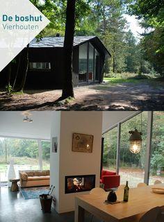 Effeweg eyecandy: Nederland de boshut (vierhouten). Midden in het bos - 4 slaapkamers.