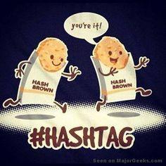 Random Photo: #brownhashtag - MajorGeeks