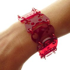 video game controller bracelet by Use Your Digits