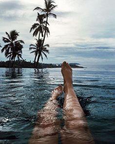 Escapes Bali  #inspiration #bali #pool #tropical