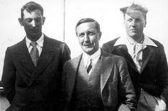 Mallory, Irvine y Bentley Beetham, 1924