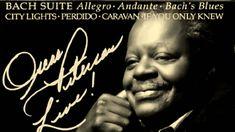 Oscar Peterson - The Bach Suite - Allegro / Andante / Bach's Blues - Vin...