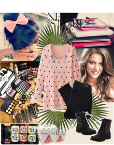 """"""":)"""" by gagulina ❤ liked on Polyvore"""