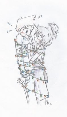 Aww this is too cute! Zane looks adorable in this style!! (Well he's adorable anyway X3) So does P.I.X.A.L!