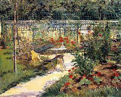 Manet_My Garden-1881