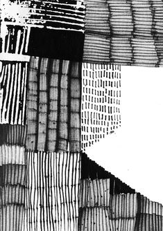 Textile design by Eva Bellanger #textile #design #graphic #blackandwhite | Joseph Carini Carpets