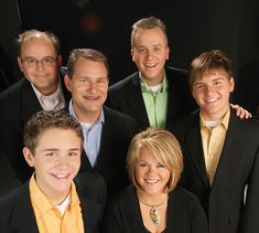 The Whisnants at Silver Dollar City during Southern #Gospel Picnic #music #branson