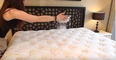 Ela joga bicarbonato de sódio na cama; quando souber o motivo, você vai fazer o mesmo! | Cura pela Natureza