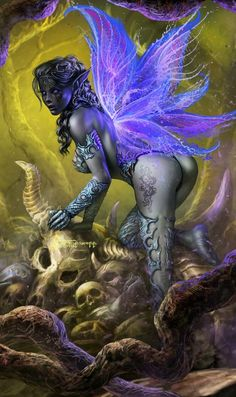 Dreams and Fantasy of Rocklady's Paradise. Voor de lol This is a Fantasy page whit pictures and artwork. Anime Art Fantasy, Elfen Fantasy, Fantasy Art Women, Dark Fantasy Art, Fantasy Girl, Fantasy Artwork, Arte Lowrider, Ange Demon, Fairy Pictures