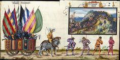 Triunfo del Emperador Maximiliano I
