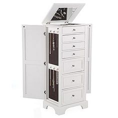 Combo lingerie and jewelry chest from Sears