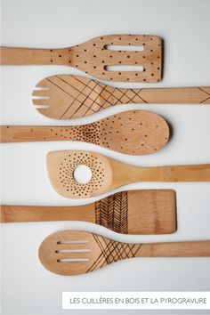 DIY Projects to Make and Sell on Etsy - Etched Wooden Spoons - Learn How To Make Money on Etsy With these Awesome, Cool and Easy Crafts and Craft Project Ideas - Cheap and Creative Crafts to Make and Sell for Etsy Shop Wood Burning Tool, Wood Burning Crafts, Wood Burning Projects, Wood Projects, Woodworking Projects, Craft Projects, Project Ideas, Woodworking Furniture, Dremel Projects