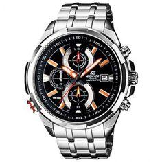 RICARDO ELETRO - Relógio EDIFICE EFR-536D-1A4VUDF R$ 359 em 8x SJ + FG