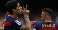 Barça goleia, conta com tropeço do Atlético e fica a uma vitória do título