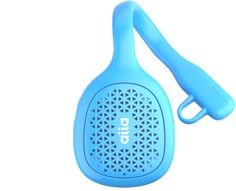 Divenamic by Aiia – water-resistant bluetooth speaker with flexible mount.