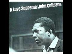 おはようございます。 今朝の一曲は今週、ジョン・コルトレーン特集の最後として、彼の代表作、ジャズの歴史的名盤「至上の愛」から、パート1「承認」(Acknowledgement)です。「至上の愛」はコルトレーンが神に捧げたという4部構成の組曲なので、パート1だけというのは物足りないかもしれませんが。 ちなみに、パート2は「決意」(Resolution)、パート3は「追求」(Pursuance)、パート4は「賛美」(Psalm)と続きます。求道者とも言われたコルトレーンらしい尊厳のある精神性の高いアルバムです。