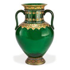 Joseph, Grands Vases, Objet D'art, Islamic Art, Tea Set, Making Out, Glass Art, Auction, Crystals
