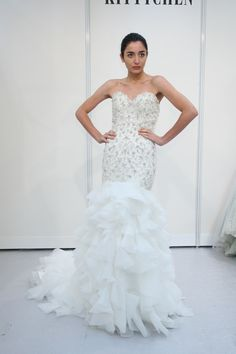 KittyChen Couture Wedding Dresses, Fall 2014
