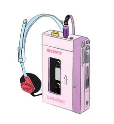 Cute Walkman