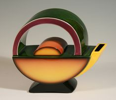 Art Deco Teapot by Fred Stodder