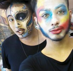 Inspiração artsy nas maquiagens de hoje do Beauty Team da NYX do Shopping Center 3