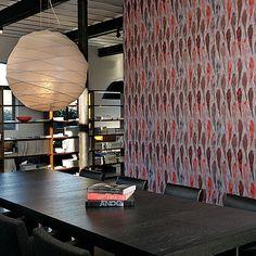 Птички для стен в офисе. Дизайн интерьеров офисов.