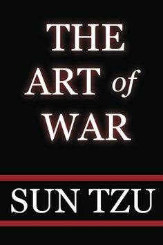 The Art Of War by Sun Tzu http://smile.amazon.com/dp/1599869772/ref=cm_sw_r_pi_dp_XS5pvb1MDW4HR