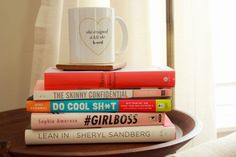 summer reading list for girls with gumption!