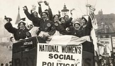 March 8th is International Women's Day! I wrote this post because I'm excited about going to a tech conference with an awesome group of women and I have a lot of awesome ladies throughout history to thank for that.    Also, I really love this image from 1909 of suffragettes partying  it up after being released from jail. #womensday #sxsw