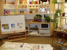 reggio spaces and inspiration