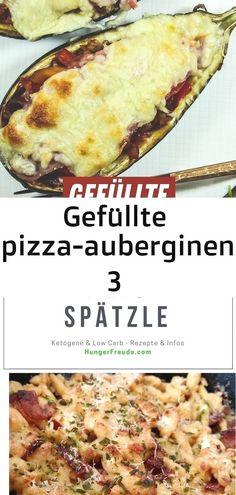 Gefüllte pizza-auberginen 3 : Pizza ist einfach eines der besten Dinge auf der Welt ?? Findet ihr auch? Wir zeigen euch hier super leckere und einfache Low-Carb Pizzen als Alternative zur klassischen Pizza #lowcarb #lowcarbpizza #ohnemehl #eok Ein einfaches leckeres Lowcarb Rezept. Keto Spätzle schmeckt super! #lowcarb #gesund #schnellundeinfach #keto #deutsch Gewicht #verlieren, #Blutzuckerspiegel #senken, #Stoffwechsel #beschleunigen #und #Energielevel #stabilisieren: #Alles #drin #mit…