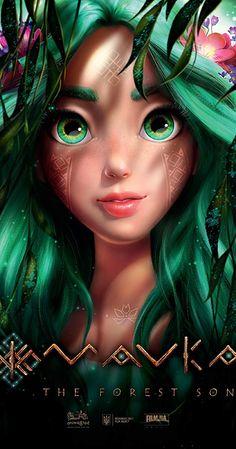 Digital Art Anime, Digital Art Girl, Fantasy Movies, Fantasy Characters, Love Cartoon Couple, Ukrainian Art, Cyberpunk Art, Cute Cartoon Wallpapers, Pencil Art Drawings