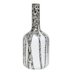 Ceramiczny wazon lava