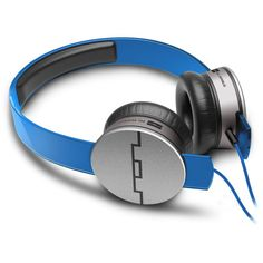 Sol Republic Tracks HD On-Ear Headphones - Blue #solrepublic #headphones