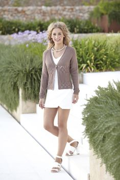 Cardigans in Sirdar Cotton DK - 7085. Discover more Patterns by Sirdar at LoveKnitting. We stock patterns, yarn, needles and books from all of your favorite brands.