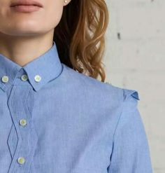 Cool placket!